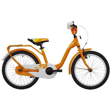 "Vélo Enfant S'COOL NIXE Alu 1V 18"" Orange"